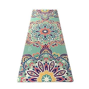 BRG315 Print Yoga Mat- Pilates Gruesos Y Gimnasia De ...
