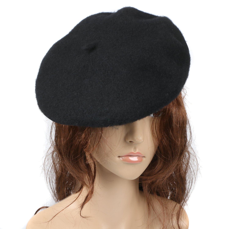Un Tama/ño Boina Vasca TRIXES Boina Francesa para Fiestas de Disfraces Sombrero Tem/ático