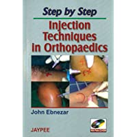 Step By Step Injection Techniques In Orthopaedics With Photo Cd-Rom