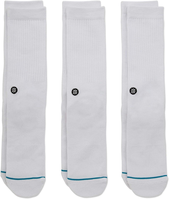 Stance Men's Icon 3 Pack Socks
