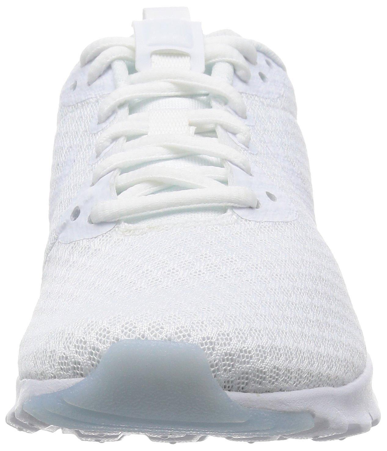 NIKE Women's Air Max Motion LW Running Shoe, White/White, 8.5 M US by NIKE (Image #4)