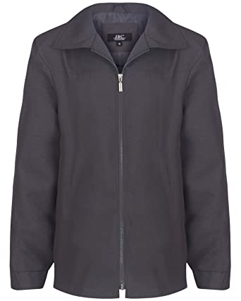 Jbc Collection Mens Summer Light Weight Jacket Golf Style Sizes S