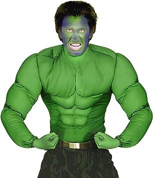 WIDMANN Widman - Disfraz de Hulk adultos, talla L: Amazon.es ...