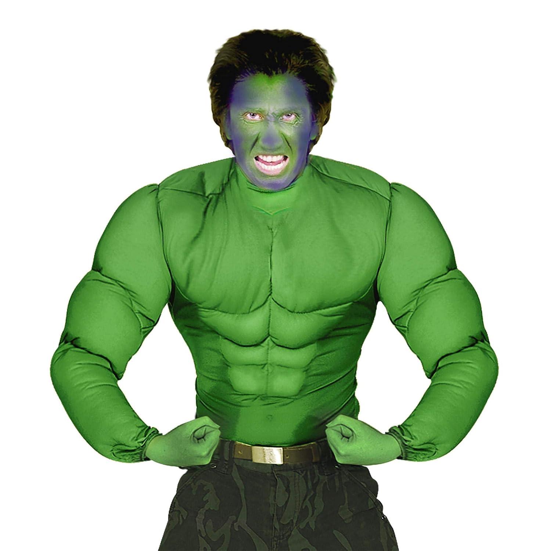 WIDMANN Widman - Disfraz de Hulk para niño, Talla 11 - 12 años (12588)