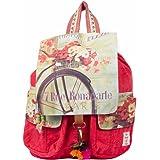 The House Of Tara Women'S Backpack Handbag(Multicolour, Htbp 082)