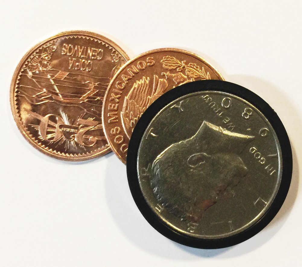 Coin Deception Game for Kids and Adults Rock Ridge Scotch and Soda Magic Trick