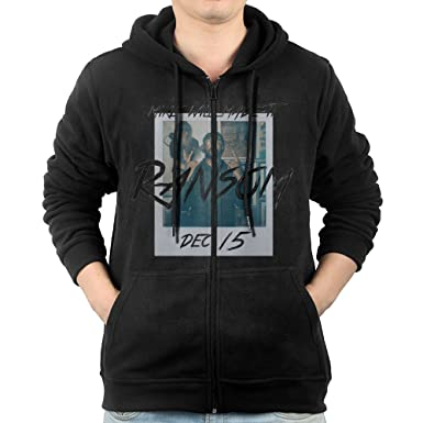 b693e9736248b4 Mike WiLL Made It's 'Ransom' Mens Zip Up Pocket Fashion Hooded ...