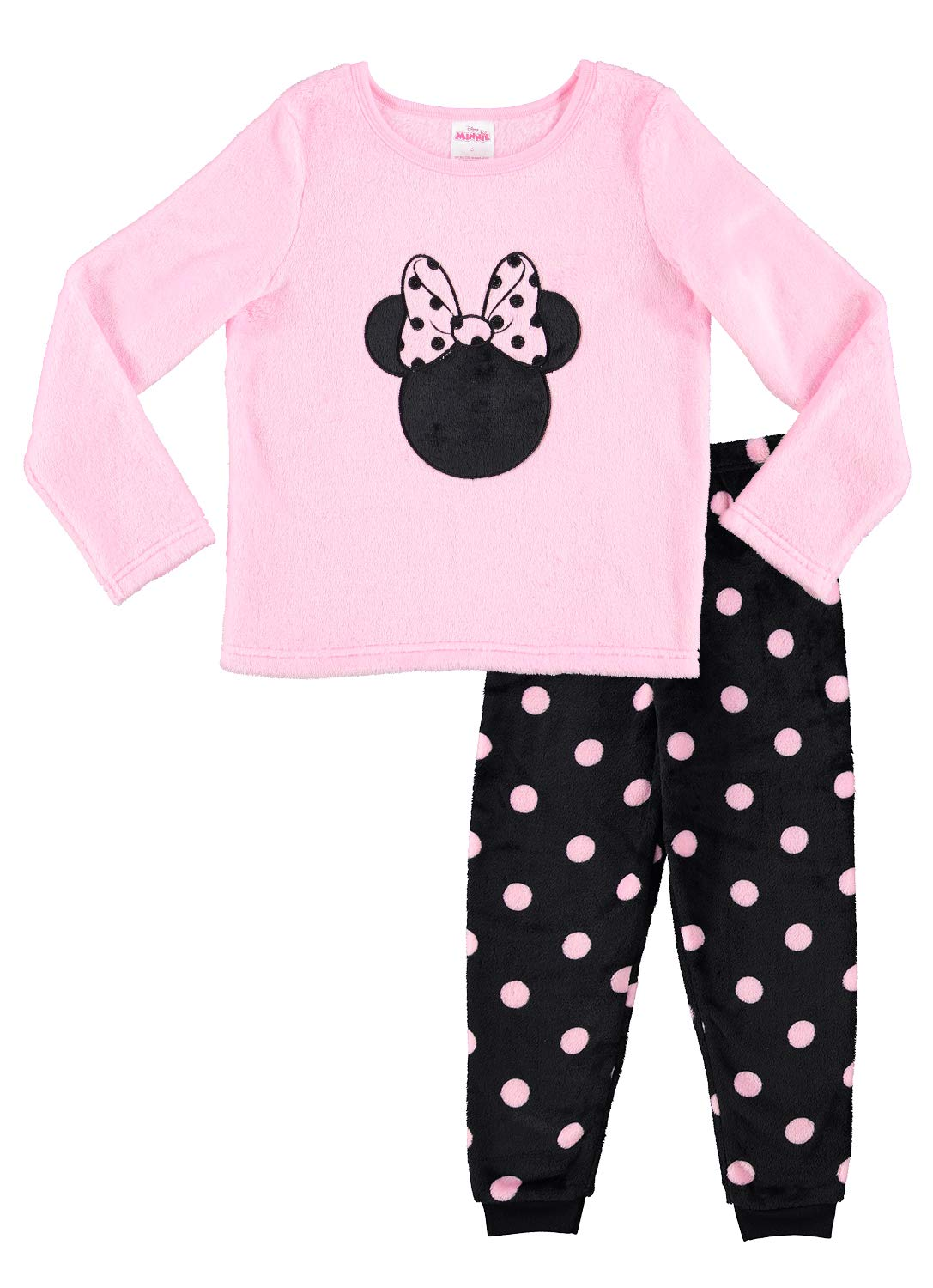 2-Piece Pajama Set | Adorable Fleece Pajamas For Girls