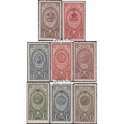 Soviétique-Union 1048-1055 (complète.Edition.) 1946 ordre (Timbres pour les collectionneurs)