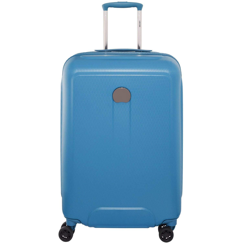 【3年保証付】Delsey デルセー スーツケース 機内持ち込み 中型 大型 三サイズ HELIUM AIR 2 ハードスーツケース キャリーバッグ キャリーケース TSAロック搭載 旅行用品 [並行輸入品] B07L2TD857 ブルー 64L