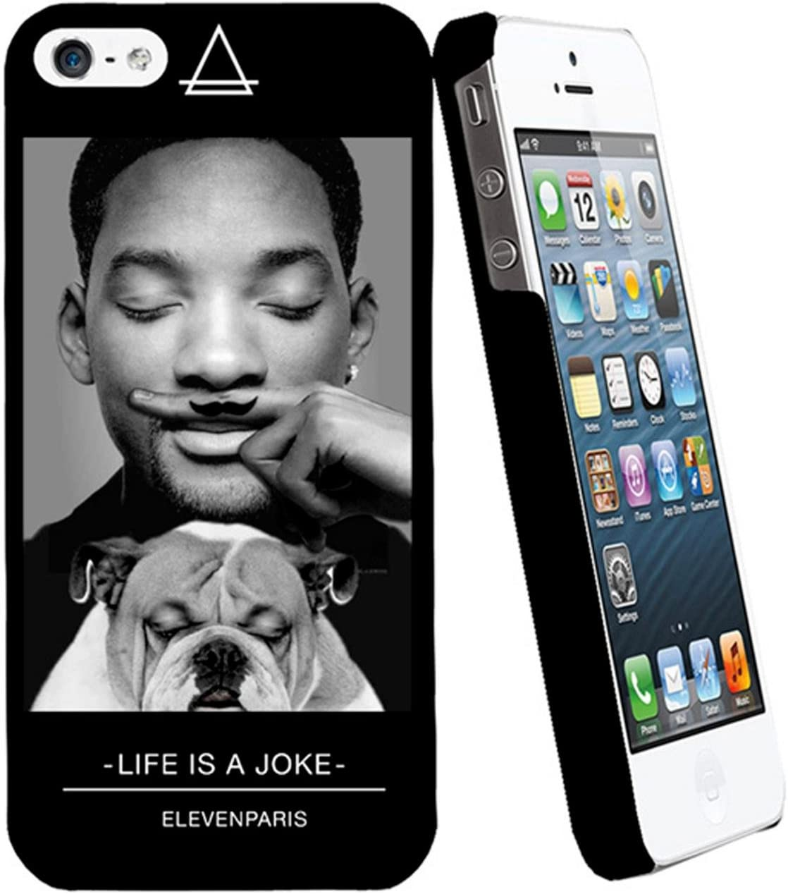 Eleven paris - Coque iPhone 5 - Will Smith: Amazon.fr: High-tech