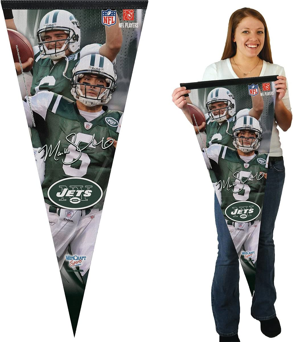 WinCraft New York Jets Pennant Flag