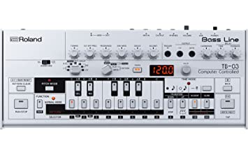 Roland tb-03 boutique bass line synthesizer.: Amazon.es: Instrumentos musicales