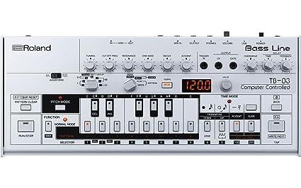 Roland TB 03 Bass Line módulo Synth