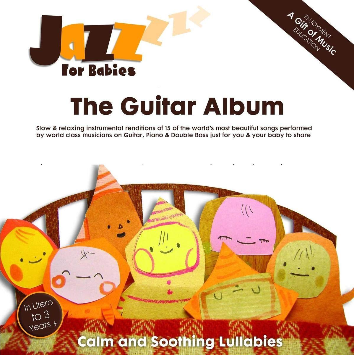 JAZZ FOR BABIES: THE GUITAR ALBUM: Michael Janisch: Amazon.es: Música