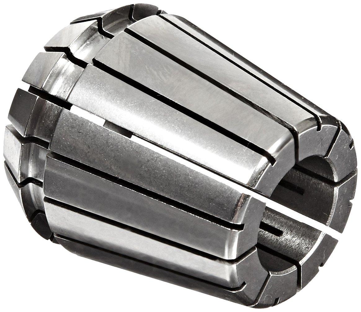 Dorian Tool ER40 Alloy Steel Ultra Precision Collet, 0.711'' - 0.750'' Hole Size