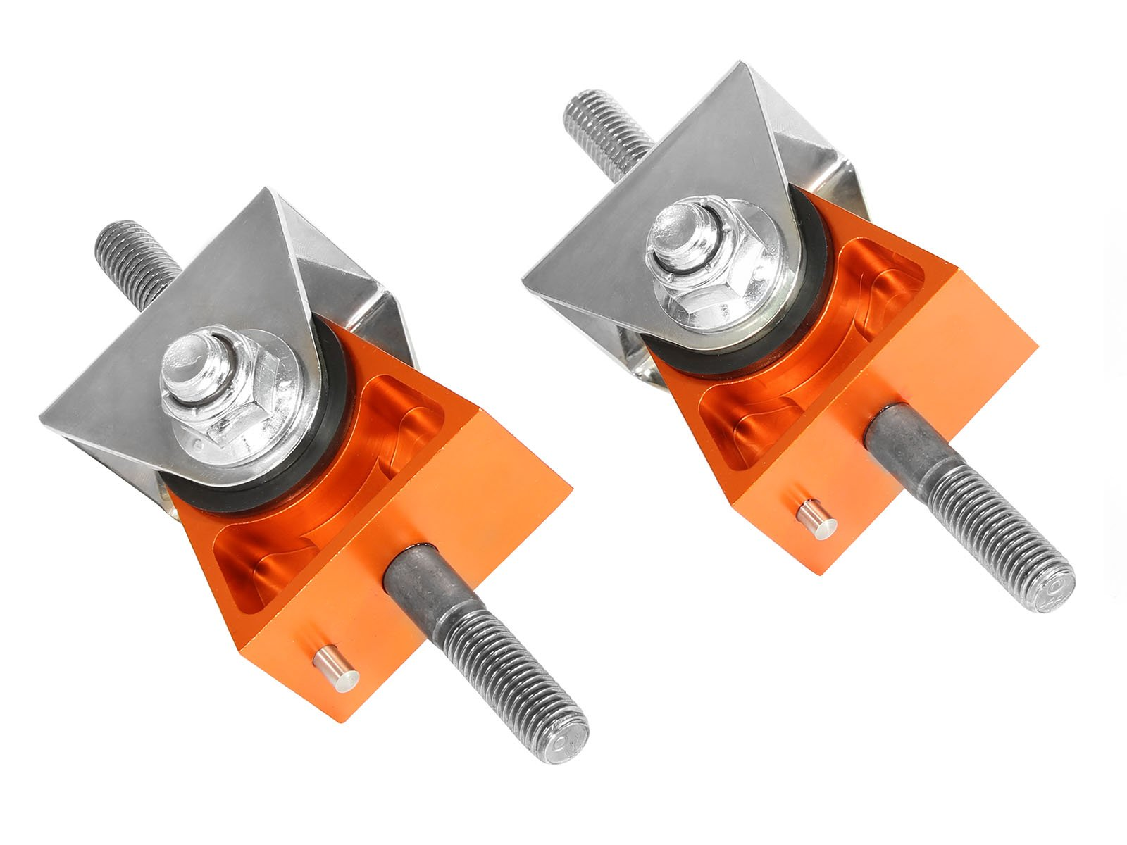 aFe Power 450-401007-N PFADT Series Orange Engine Mount Set