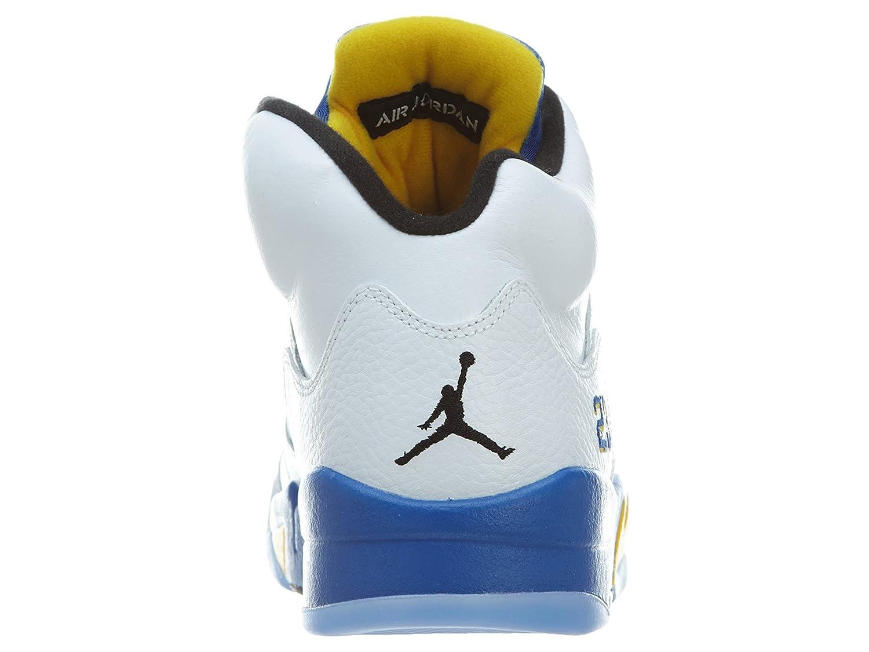 Nike Mens Air Jordan Retro 5 Pattini Di Pallacanestro UH2QwTwsh