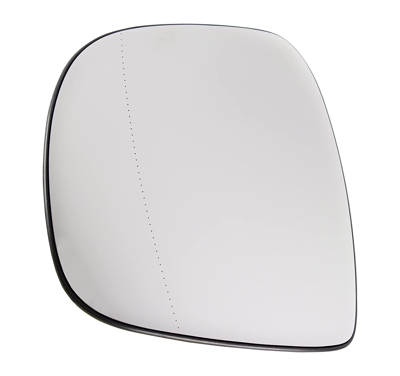 TarosTrade 57-0302-L-46789 Spiegelglas Heizbar Vito Links