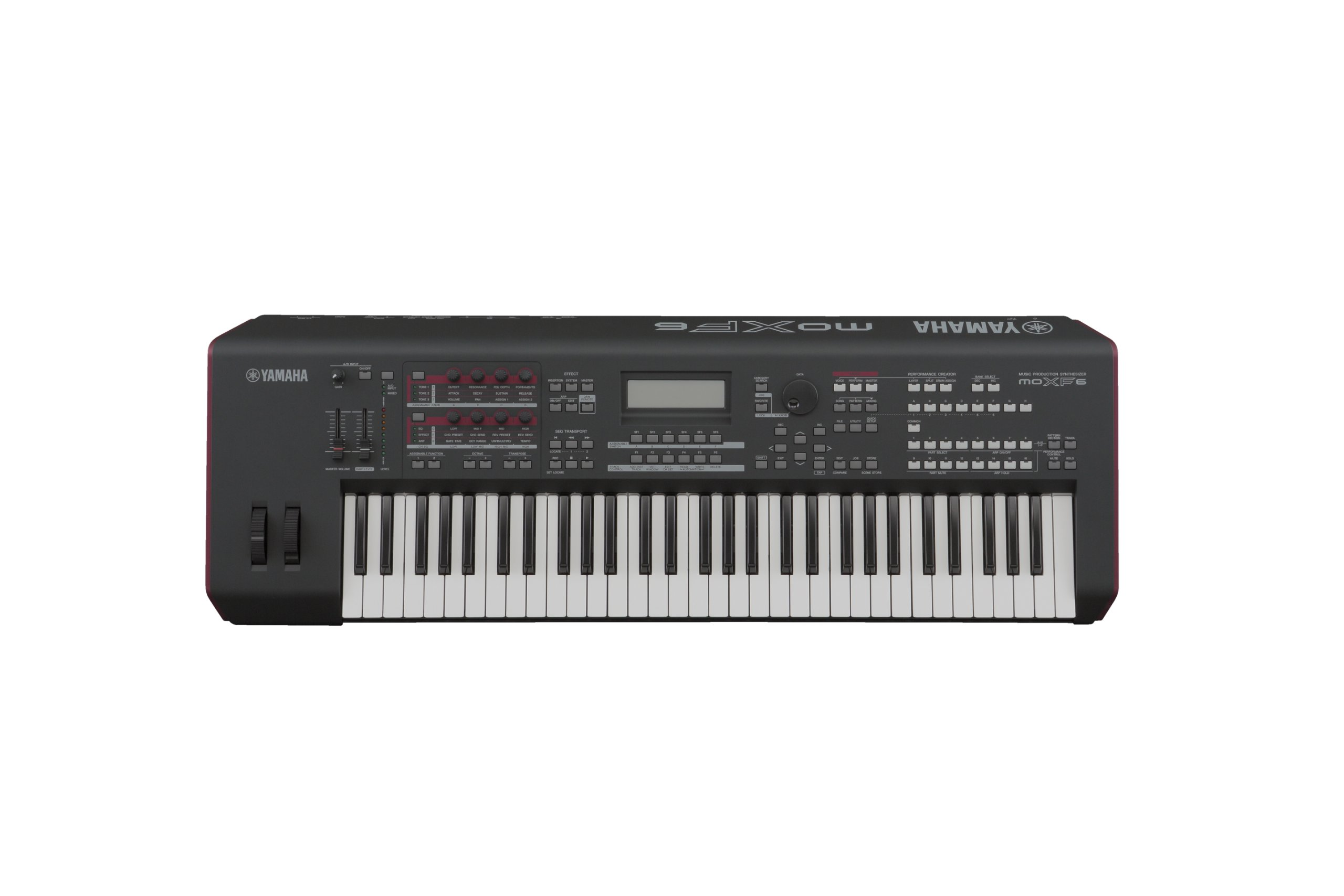 Yamaha MOXF6 Music Production Workstation by YAMAHA