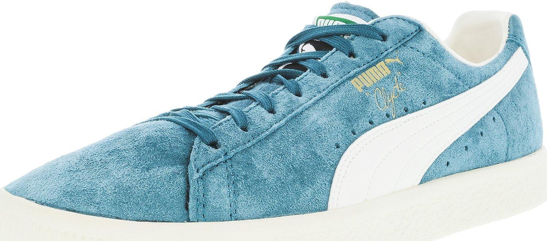 PUMA Select Men s Clyde Premium Core Sneakers...Size 10.5 M US ... 82ca55eb1f