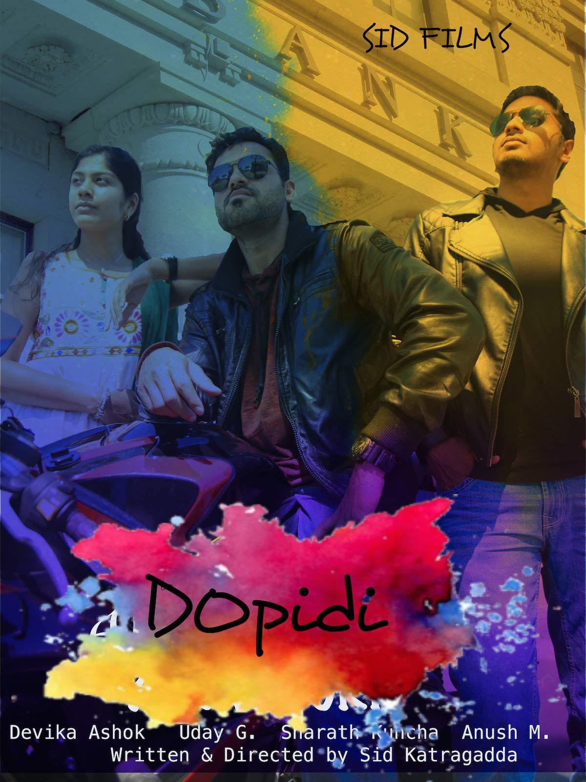 Dopidi - The Heist
