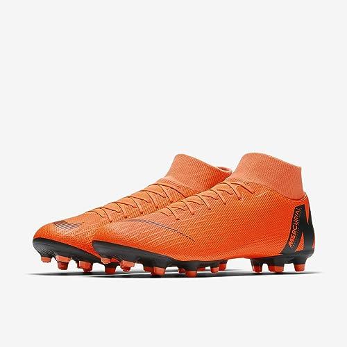 zapatillas nike hombre naranja
