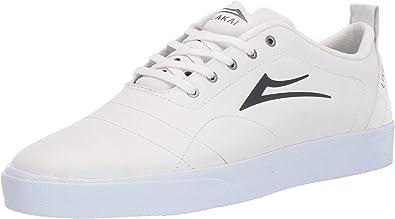 Lakai Footwear Bristol White/Charcoal