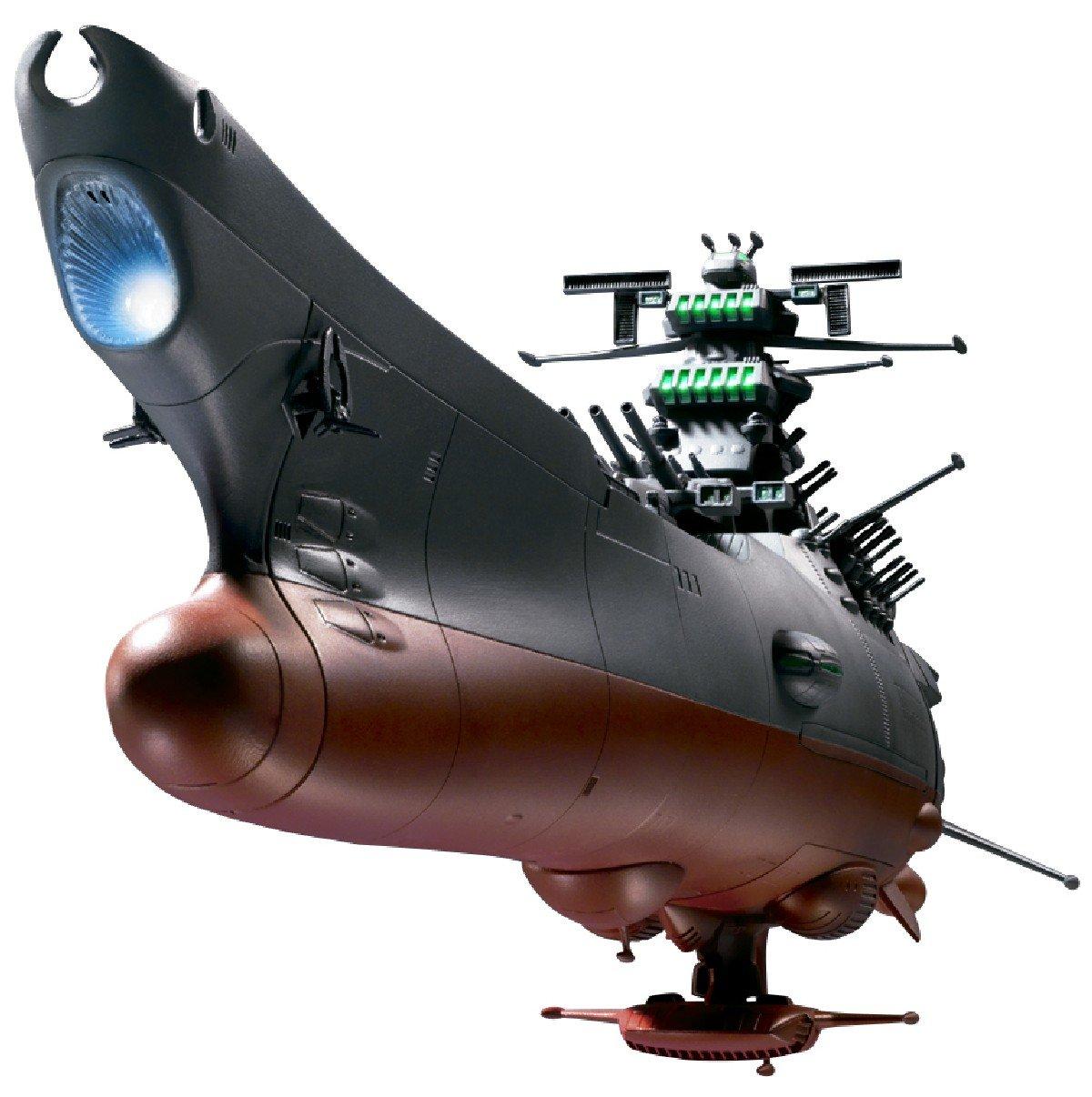 Yamato Space Soc GX-64 Space Yamato Battle Ship 2199 Figur fd2b0c
