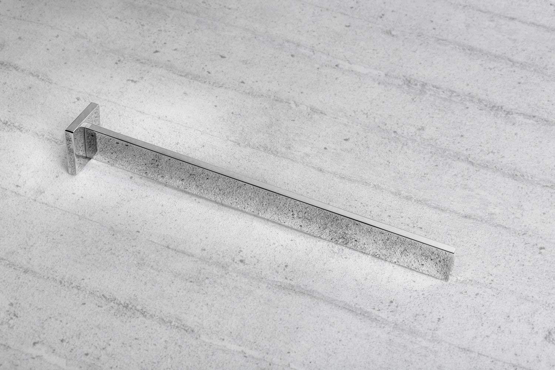 Gedotec Handtuchstange Bad Wand Handtuchhalter Chrom Poliert