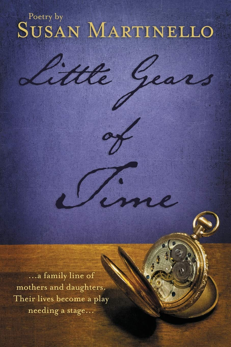 Little Gears of Time: Martinello, Susan, Walker, Sue Brannan, Krchak,  Jenni: 9780942544060: Amazon.com: Books