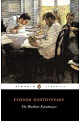 The Brothers Karamazov: A Novel in Four Parts and an Epilogue Paperback