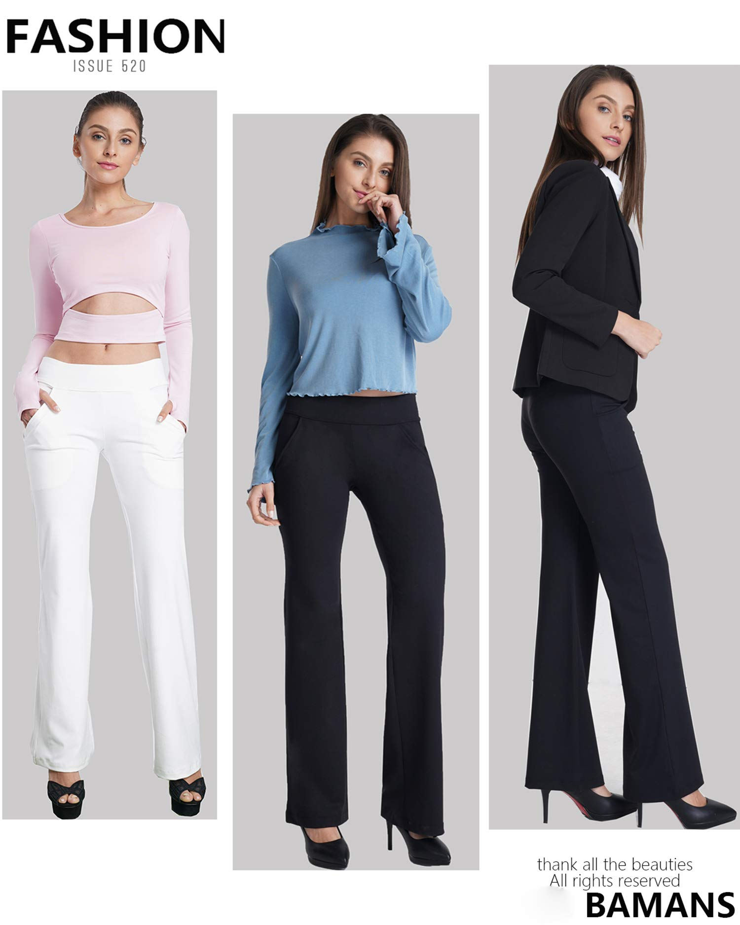 Plus Size Dress Pants For Work – DACC