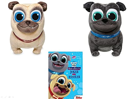 Puppy Dog Pals Plush Gift Set Bingo And Rolly Disney Christmas