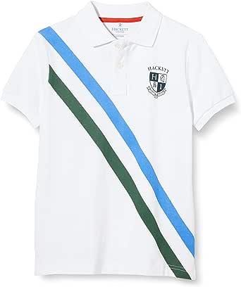 Hackett London Sash Camisa Polo para Niños