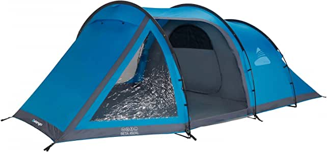 VANGO BETA 450XL 4 Person Tent (River)