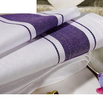servilletas de algodón/Paño de cristal arqueado/paño/Hotel limpiando el paño/