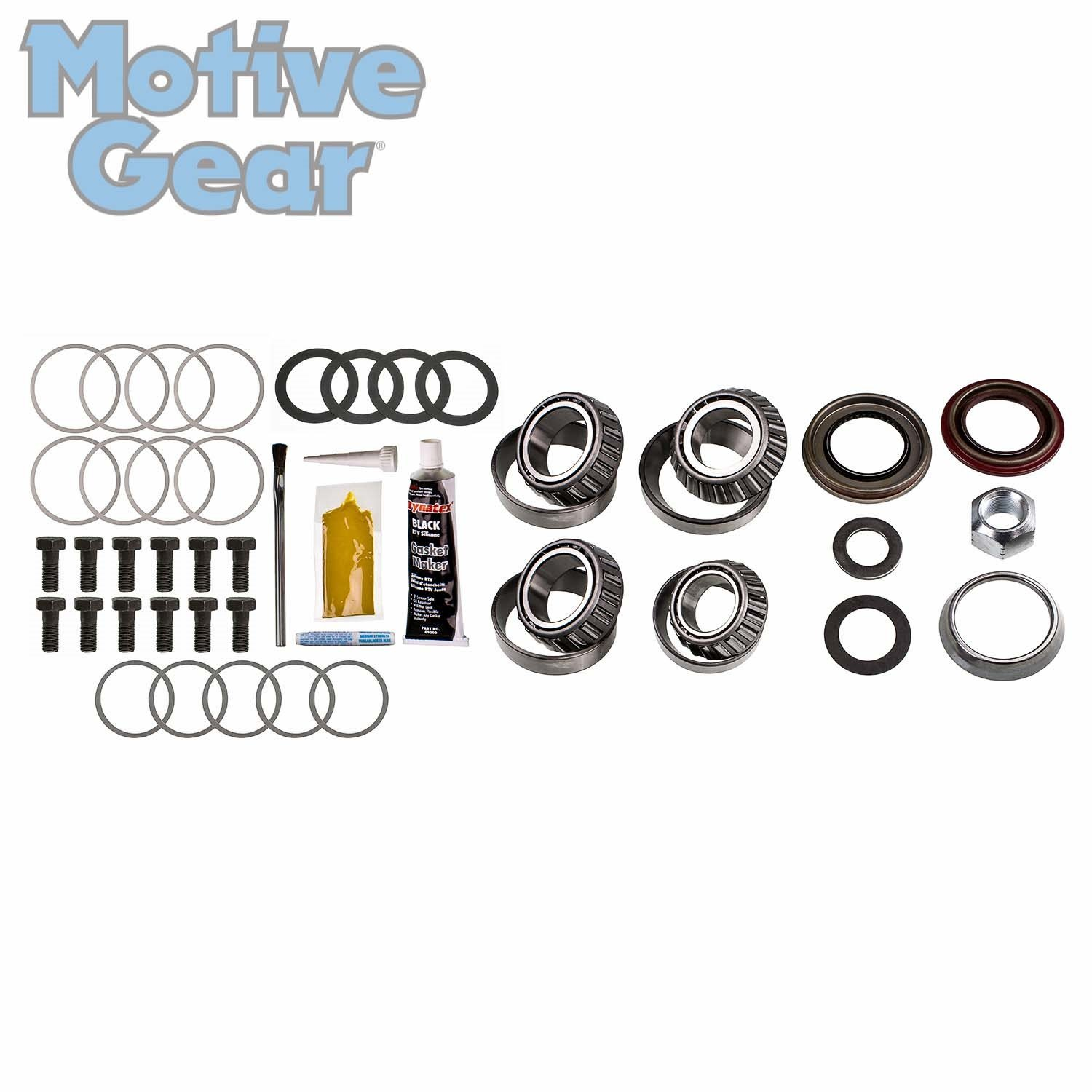 Motive Gear R80RAMKT Master Bearing Kit with Timken Bearings (DANA 80 Ford '99-ON)