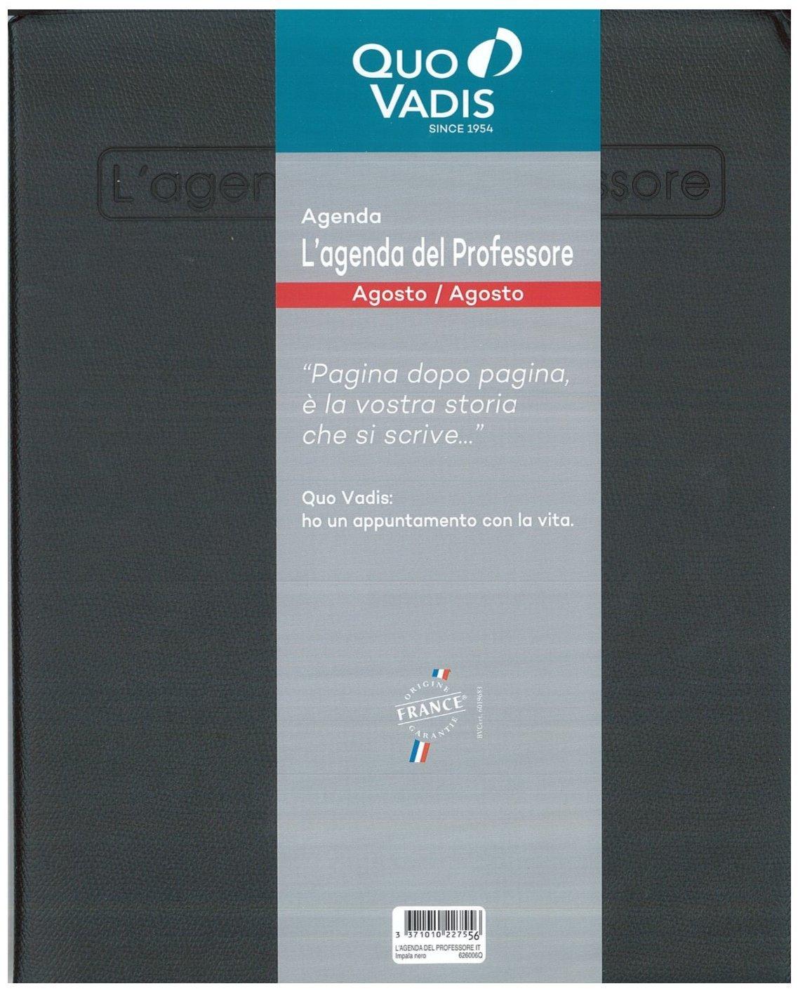 QUO VADIS AGENDA DEL PROFESOR DE AGOSTO DE 2014 DE AGOSTO DE ...