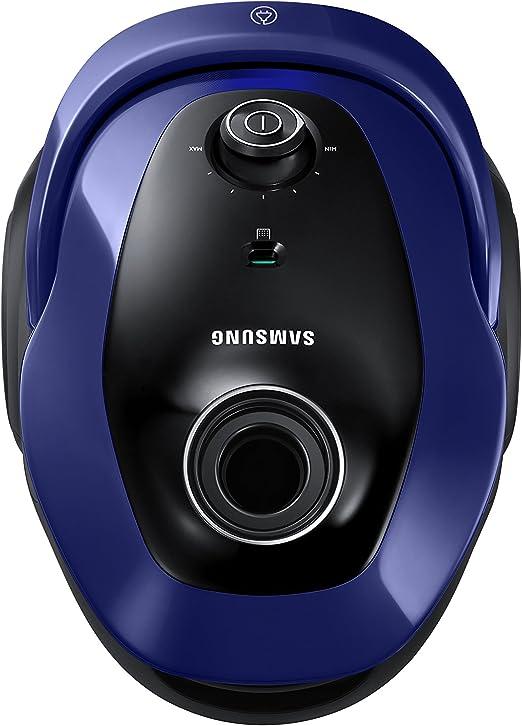 Samsung vc07 m25e0wb Aspiradora a remolque con saco, 200 W, Azul ...