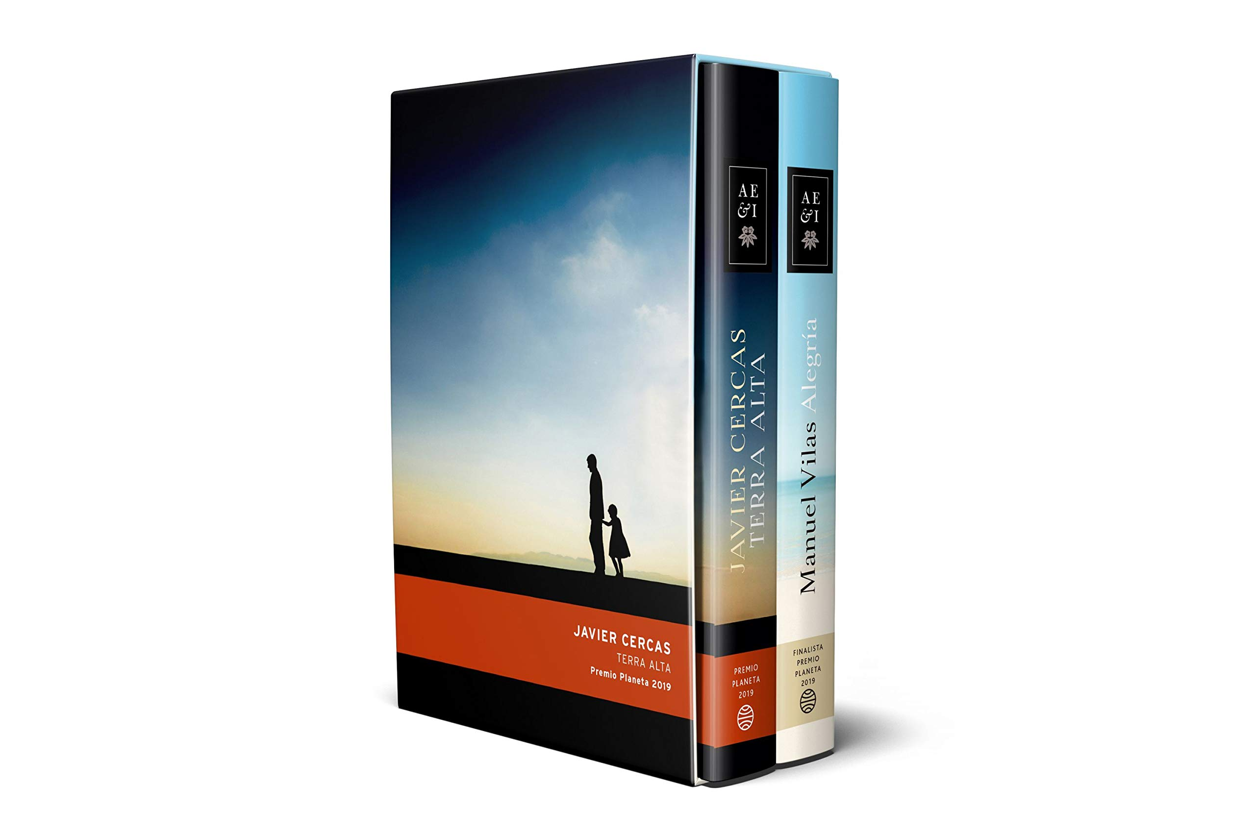 Estuche Premio Planeta 2019: Amazon.es: Javier Cercas, Manuel ...
