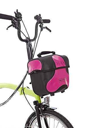Ortlieb Brompton Mini O Bag - Bolsa de Deporte, Color Morado ...