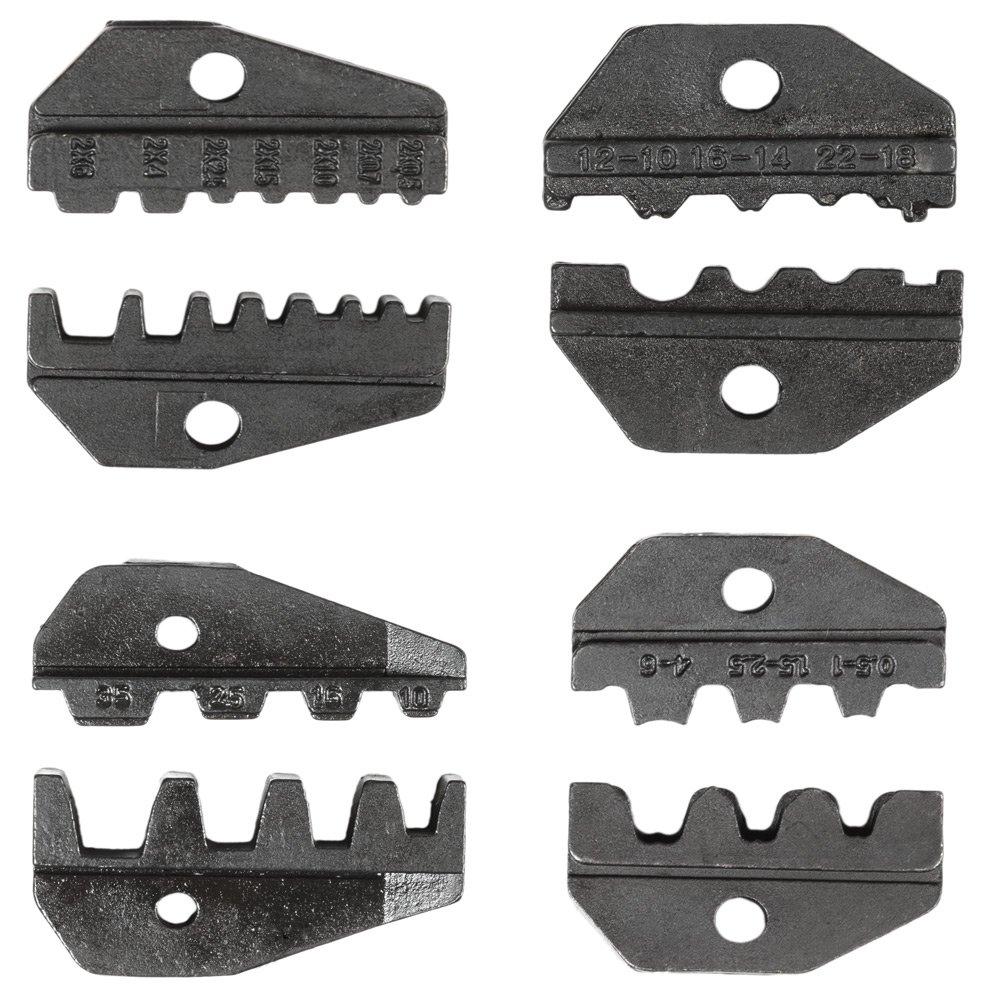 0,5-6mm | no. 401636 diverses mod/èles TecTake Pince /à sertir Outil de sertissage r/églable sertisseuse c/âble