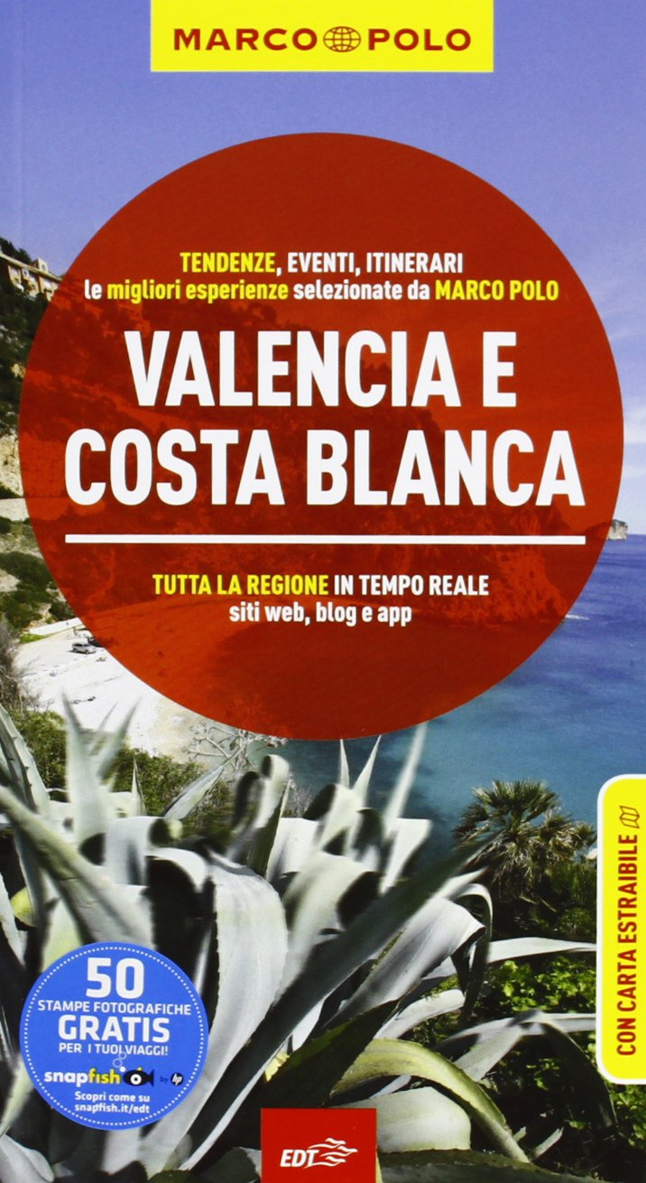 Valencia e Costa Blanca (Guide Marco Polo): Amazon.es: Drouve ...