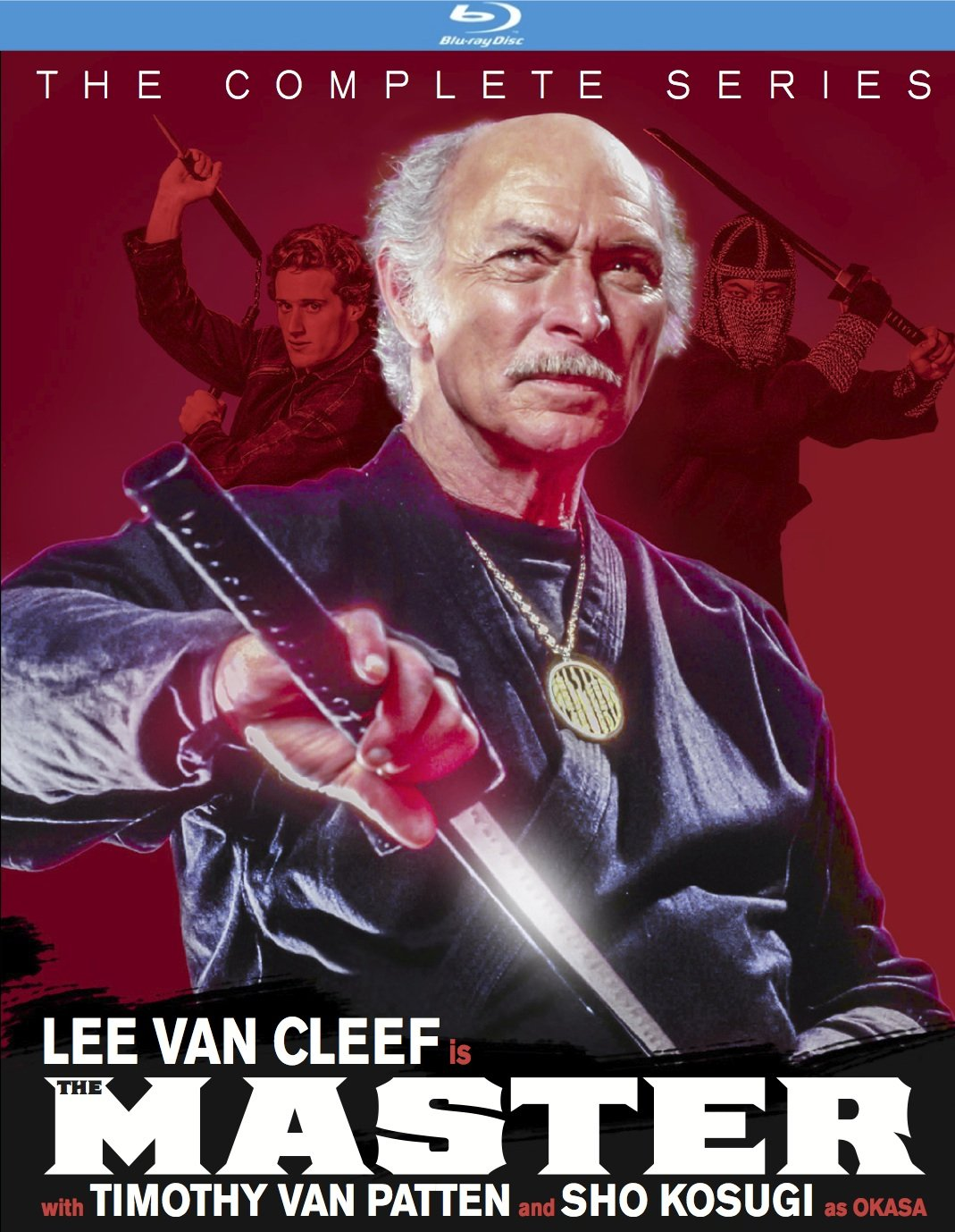 The Master (Complete TV Series) [Blu-ray] by Kl Studio Classics