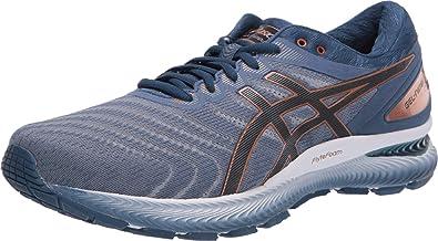 ASICS - Zapatillas para correr Gel-Nimbus 22 para hombre: Amazon.es: Zapatos y complementos
