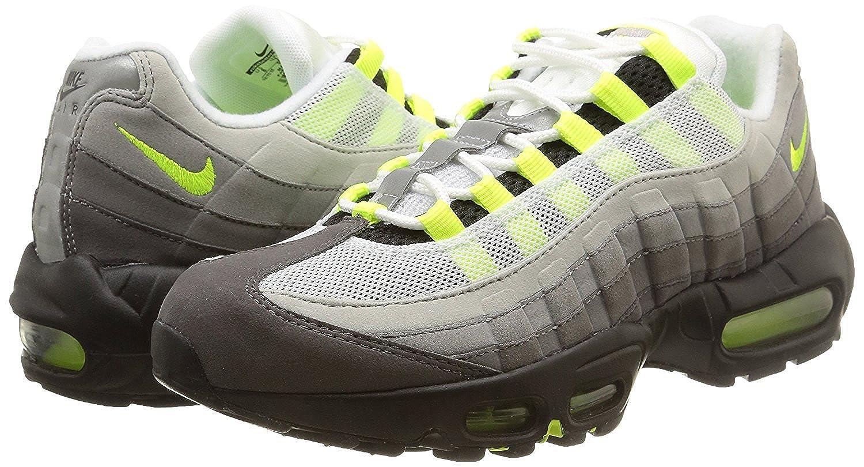 Amazon | (ナイキ) Nike ナイキ エアマックス 95 レディース ランニング 靴 Nike Air Max 95 Women`s  Running Shoes Black/Volt/Pewter BJK (並行輸入品) ...