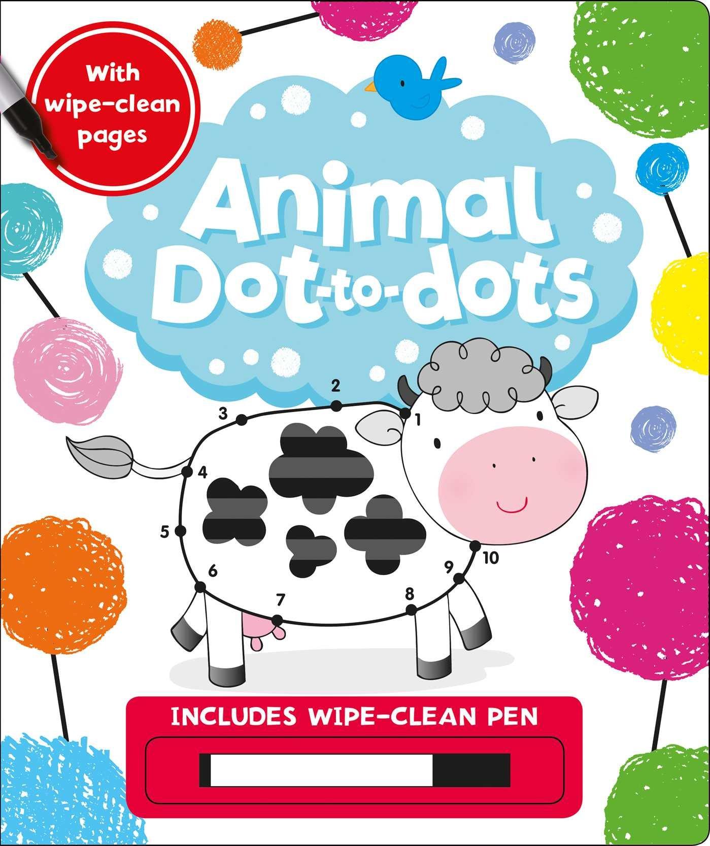 Animal Dot To Dots  Igloobooks Amazon.de Bücher