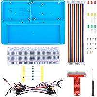 Kuman para Arduino Raspberry Pi Holder Breadboard Kit