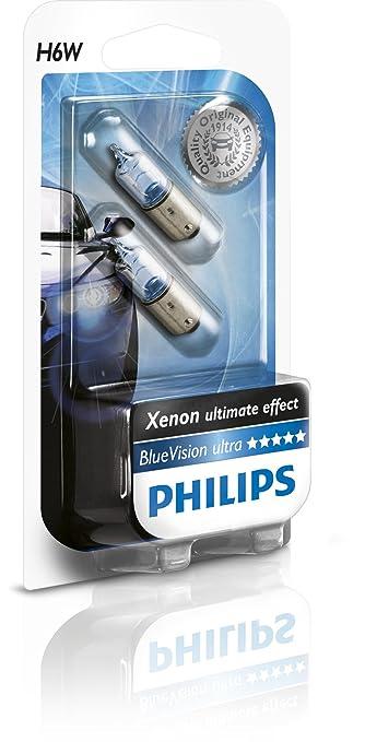 6 opinioni per Philips 12036 Lampadina BV H6W